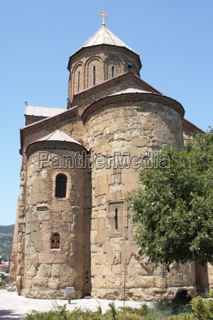 metechi church tbilisi georgia