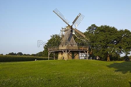 windmill levern stemwede deutschland