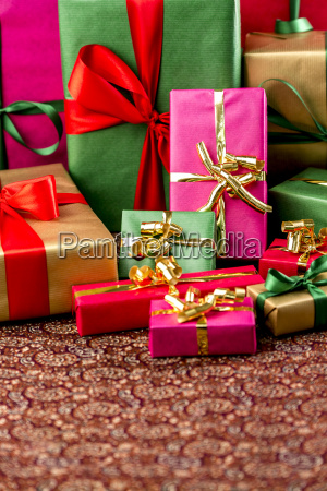 plenty of presents crammed into one