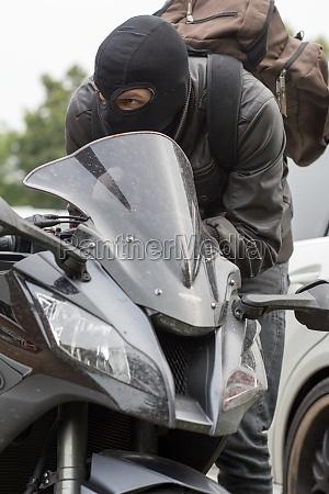 motorraddiebstahl - 12119456