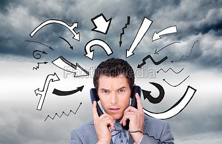 telefon telephon maennlich mannhaft maskulin viril