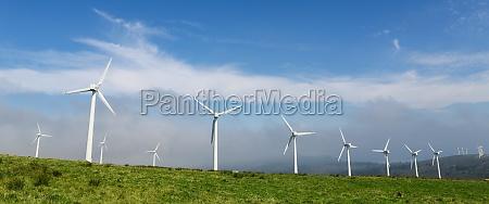 onshore windpark in der noerdlichen teil