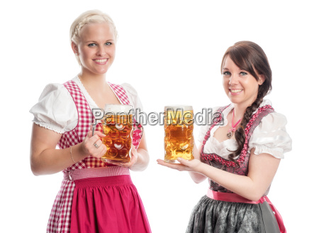 two bayrinnen keep steins