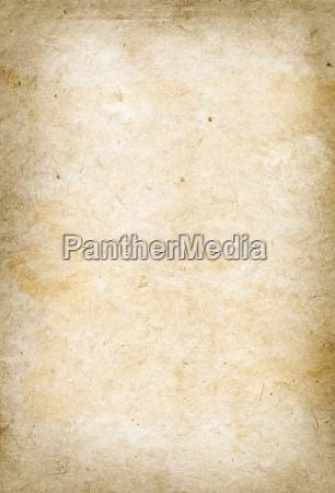 alte pergamentpapierstruktur