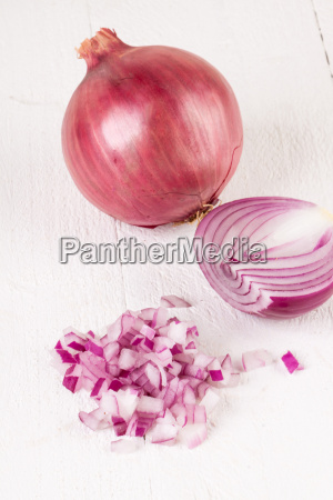red onion dining throughout and finely