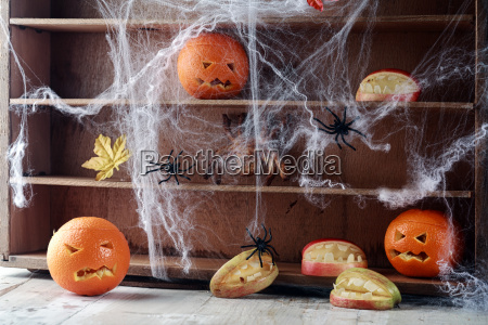 halloween pantry