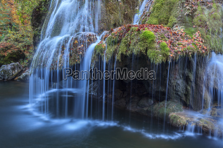 bigar cascade falls in nera beusnita