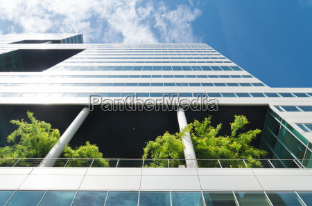ecological office building