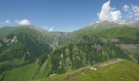 kreuzpass kaukasus georgien europa