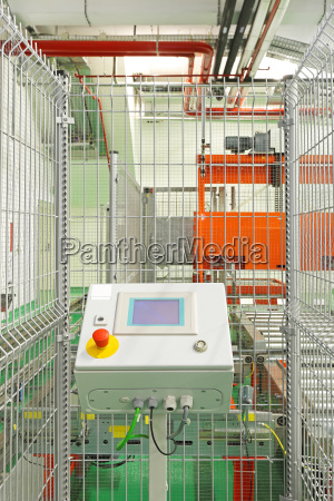 production line control