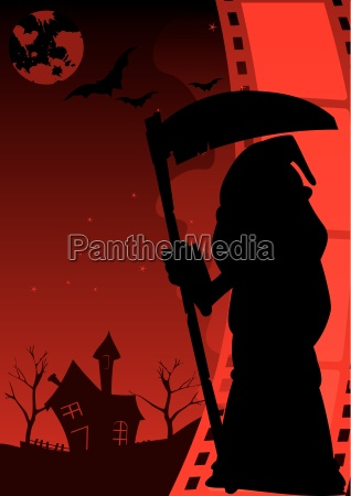 horror poster