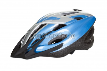 photo of bicycle helmet