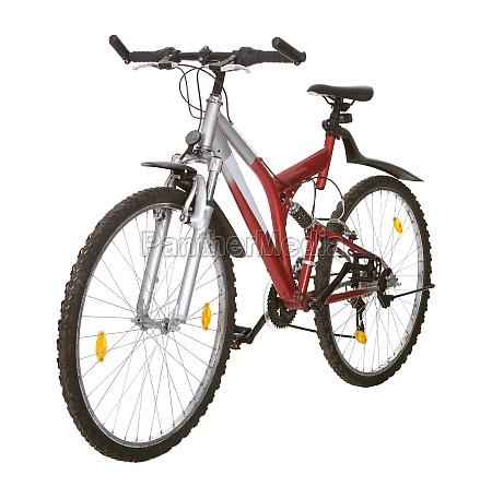 photo of a mountain bike