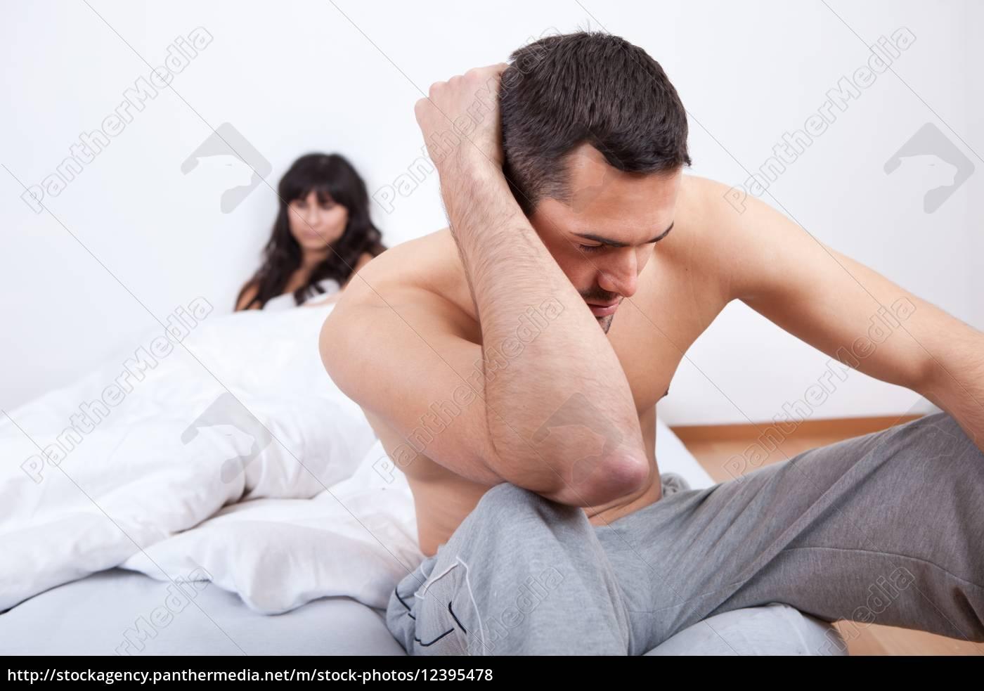 junges, paar, in, streit, zu, hause - 12395478