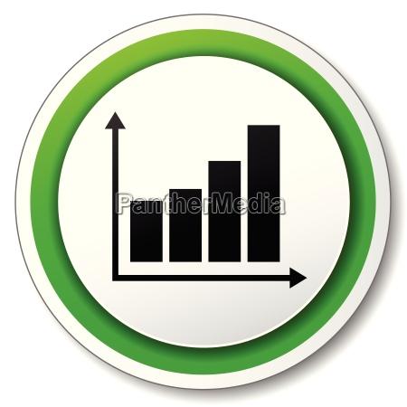 vector graph icon