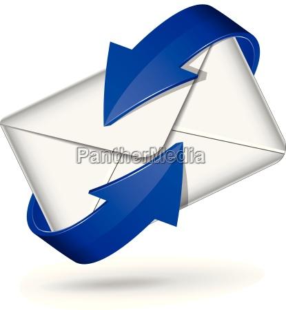 vektormail symbol