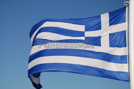 hellas flag banner flag greece