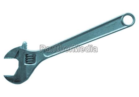 blau werkzeug freisteller weinlese handwerkszeug stahl