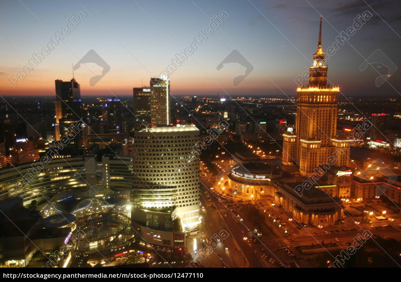 europe, poland, warsaw - 12477110