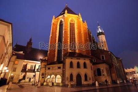 europe poland krakow