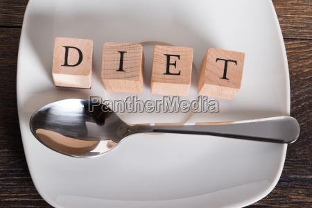 diet and weight loss concept