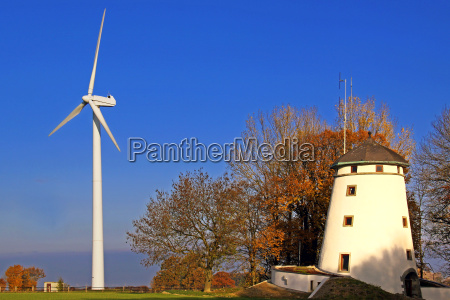 windmuehle in westfalen bei ruethen