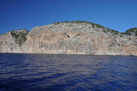 southwest coast of mallorca