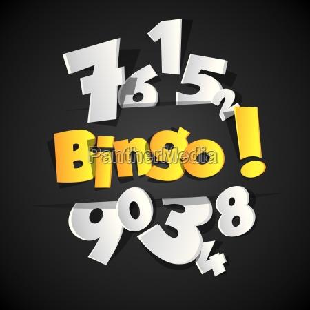 bingo jackpot symbol