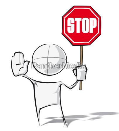 simple people stop