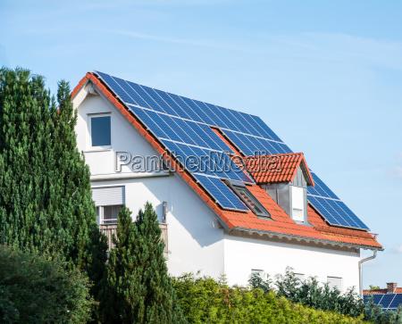 alternative energiequelle fuer ein innovatives haus