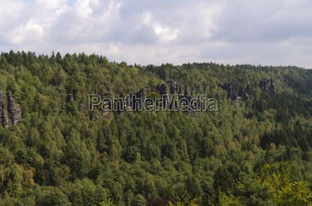 national park rock rise climb climbing