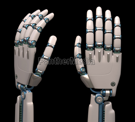 robotic hands
