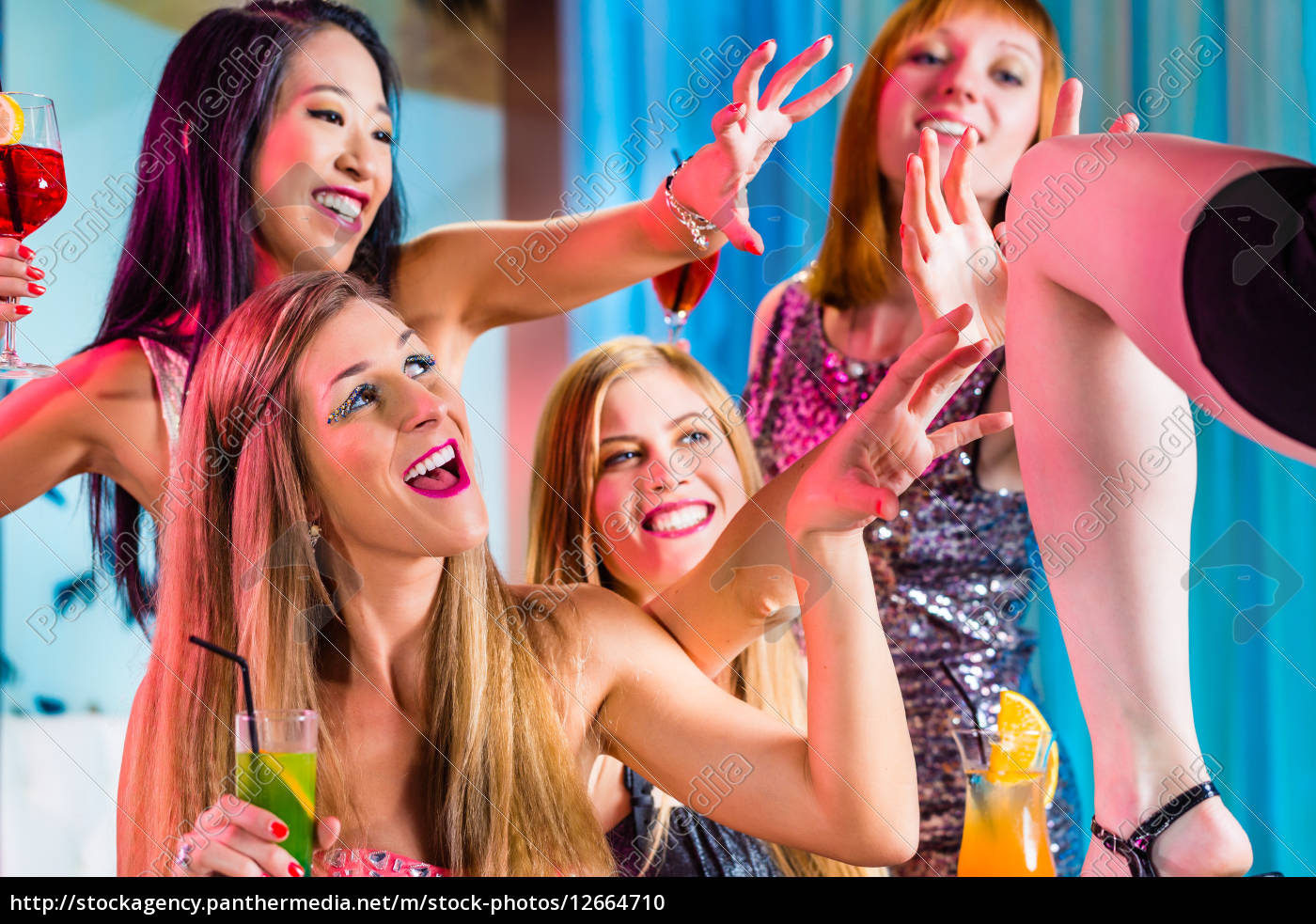 Stripclub für frauen