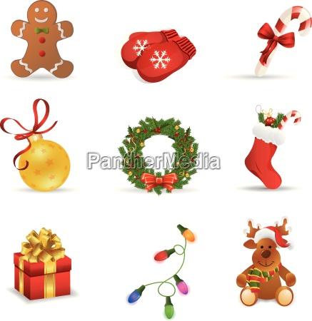 weihnachten icons 02
