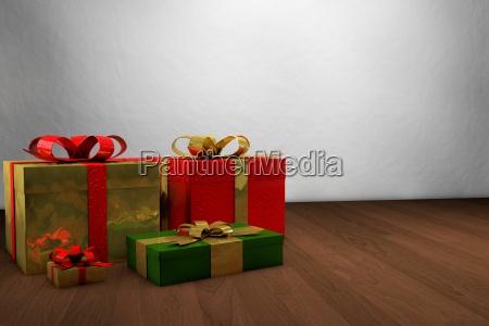 dekor geschenk dekoration ausschmueckung weihnachtszeit christmas