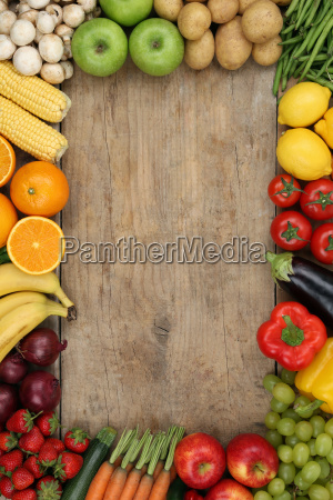 healthy fruit fruits and vegetables with