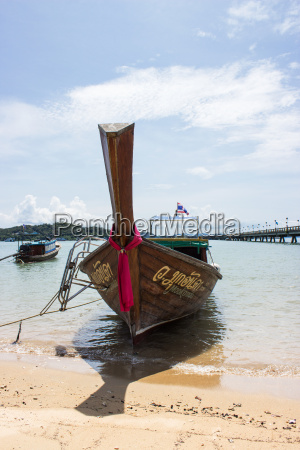 wooden boat traditionally wood fishing boat
