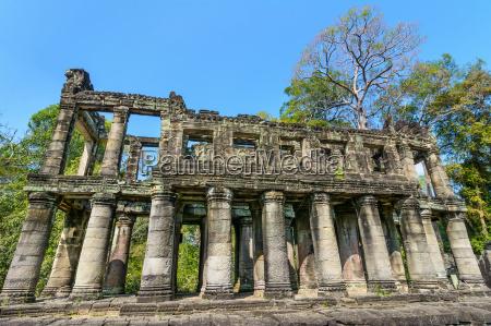 preah khan tempel siem reap kambodscha