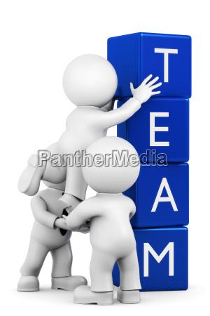 team stapelt