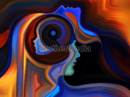 kraeftige innere farbe