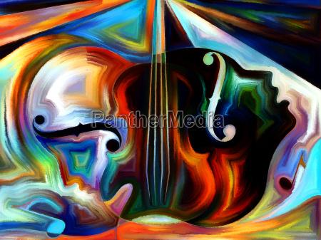 material der musik