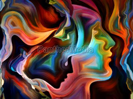 vormarsch der inner farbe