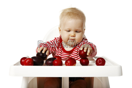 baby auswahl plums