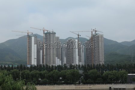 bauindustrie in china