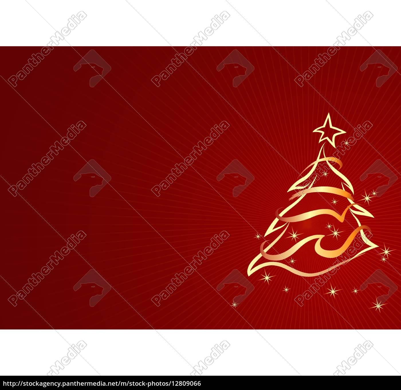 gold abstrakt xmas tree weihnachten hintergrund stock. Black Bedroom Furniture Sets. Home Design Ideas