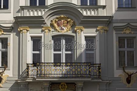 facade schloss hirschberg