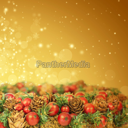 christmas tree decoration and holiday lights