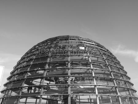 kuppel europa berlin deutschland brd bundesrepublik