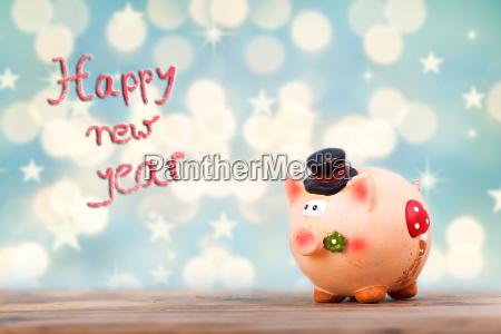 gluecksbringer happy new year