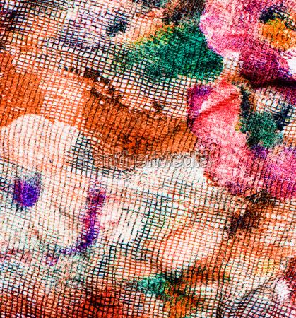 textur gemalt zu hause manuell textil